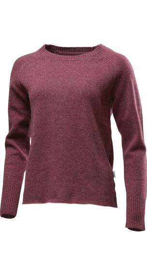 Lundhags W's Horten Sweater Orchid